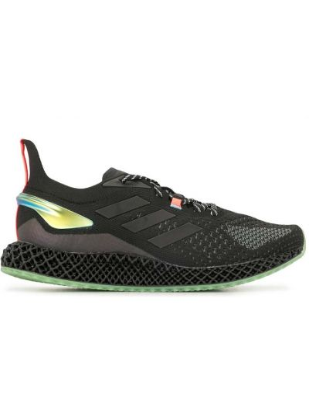 Koronkowa czarny top z paskami Adidas