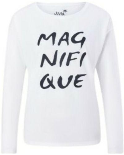 Bluza dresowa - biała Juvia