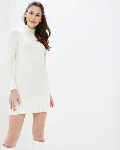 Вязаное платье трикотажное осеннее Befree