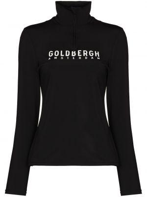 Спортивный топ - черный Goldbergh