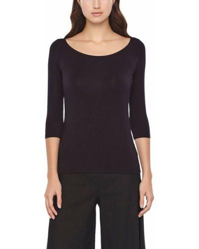 Czarna t-shirt Sarah Pacini