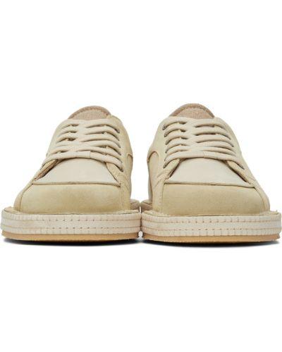 Buty sportowe na obcasie - białe Jacquemus