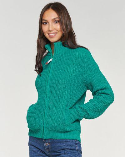 Пиджак с воротником-стойка Vay