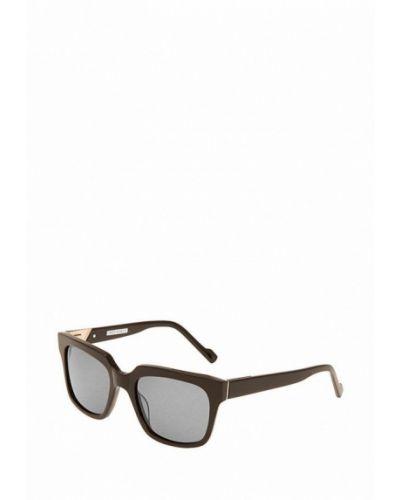 Солнцезащитные очки черные итальянский Enni Marco