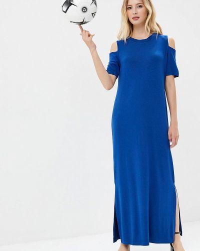 Синее платье Sartori Dodici