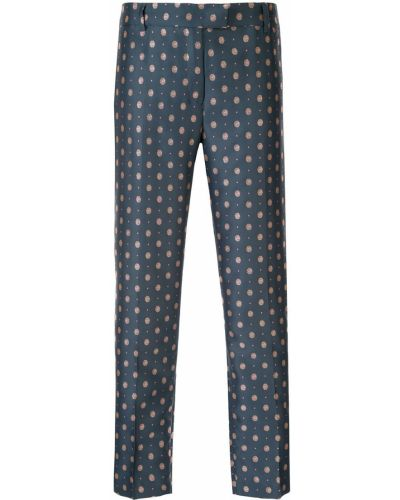 Укороченные брюки с поясом Paul & Joe