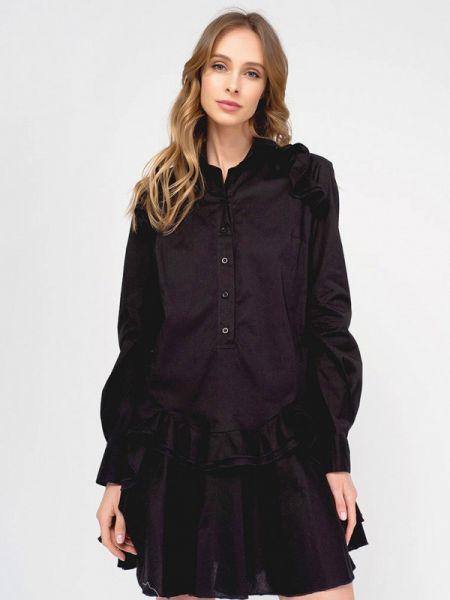 Черное платье Y.o.u.