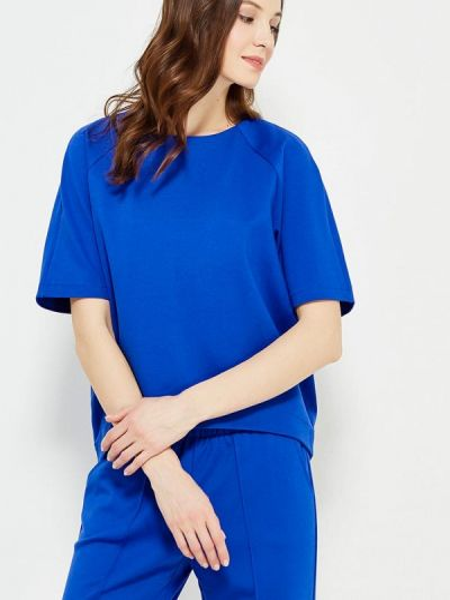 Синий свитшот Ruxara