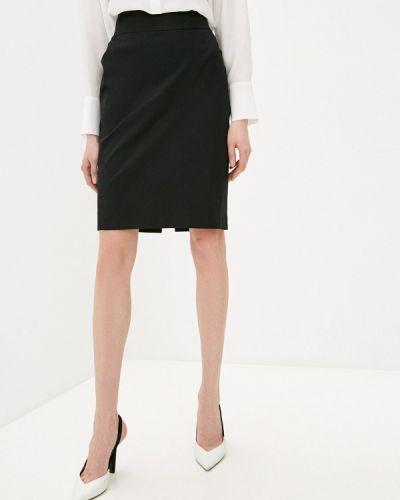 Прямая юбка - черная Windsor