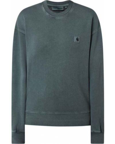 Bluza bawełniana - zielona Carhartt Work In Progress