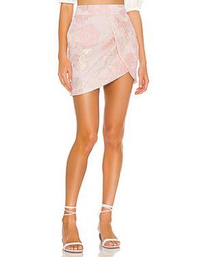 Плиссированная юбка пачка тюльпан Nbd