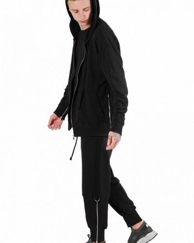 Черный спортивный костюм Fusion