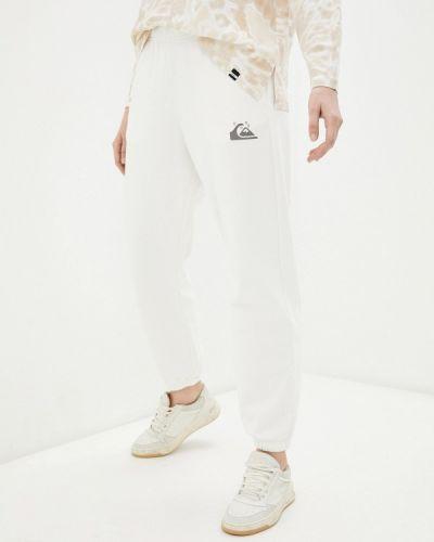 Белые спортивные брюки Quiksilver