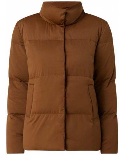 Brązowa kurtka pikowana Someday