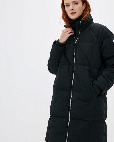 Теплая черная куртка Tommy Hilfiger