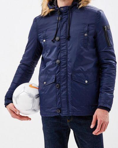Утепленная куртка демисезонная осенняя Fresh