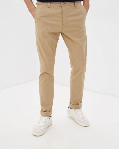Бежевые брюки Replay