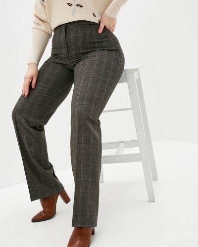 Коричневые классические брюки Olbe