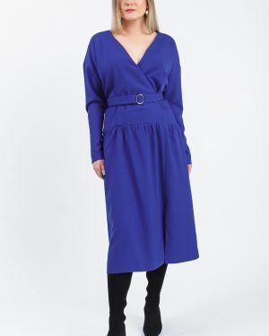Платье с поясом с запахом на пуговицах Lacywear