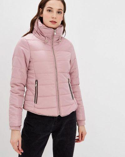 Розовая куртка Tiffosi