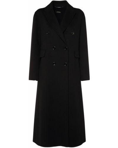 Шерстяное пальто - черное 's Max Mara