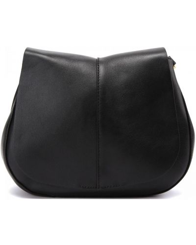 Черная итальянская сумка Gianni Chiarini