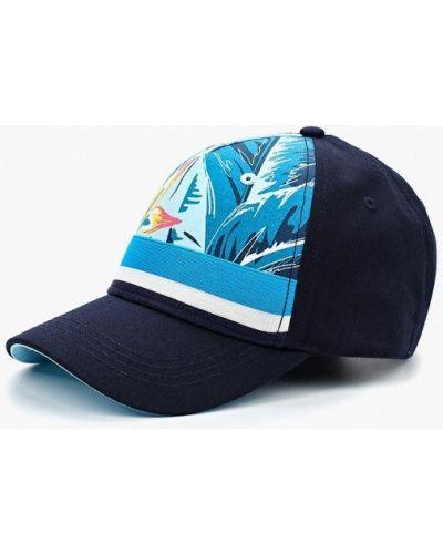 Синяя бейсболка Tommy Hilfiger