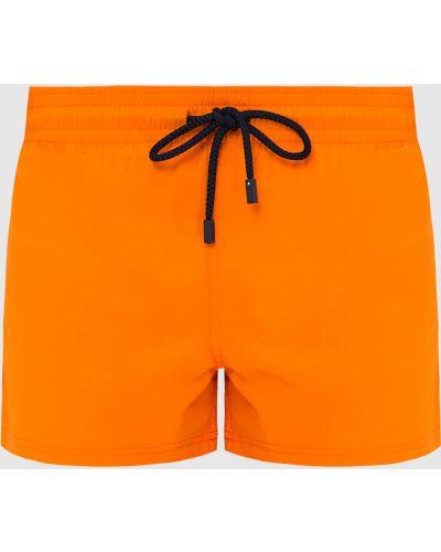 Шорты для плавания - оранжевые Vilebrequin
