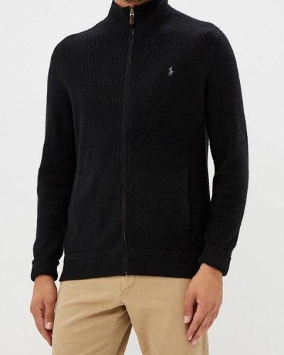 Черный кардиган Polo Ralph Lauren