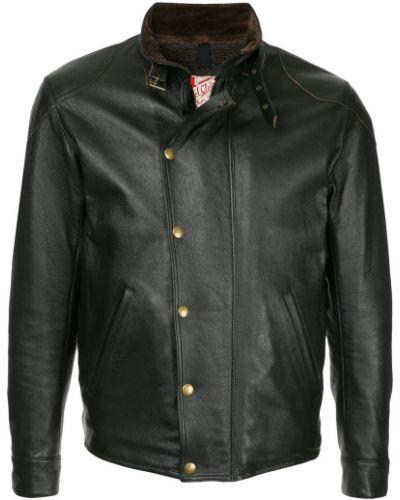 Черная куртка винтажная Addict Clothes Japan