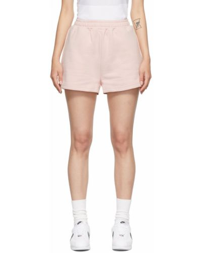 Розовые шорты с карманами Ksubi