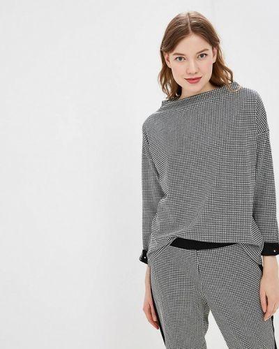Блузка с длинным рукавом серый 2019 Betty Barclay