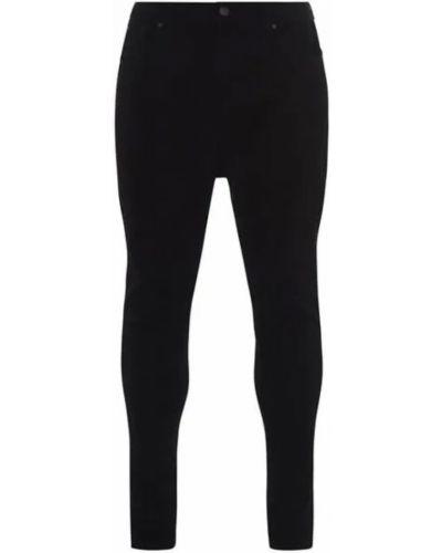 Зауженные джинсы - черные Airwalk