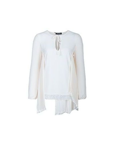 Блузка белая Twinset