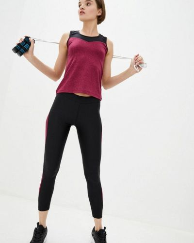 Костюмный красный спортивный костюм для фитнеса Go Fitness