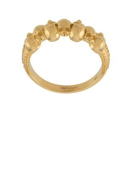 Pierścień ze złota z logo Northskull