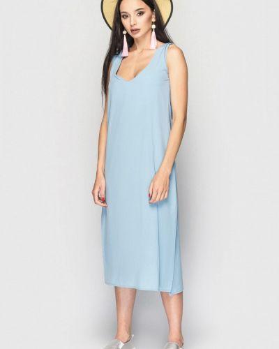 Платье миди весеннее 0101 Brand