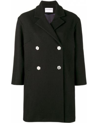 Пальто шерстяное пальто Osman