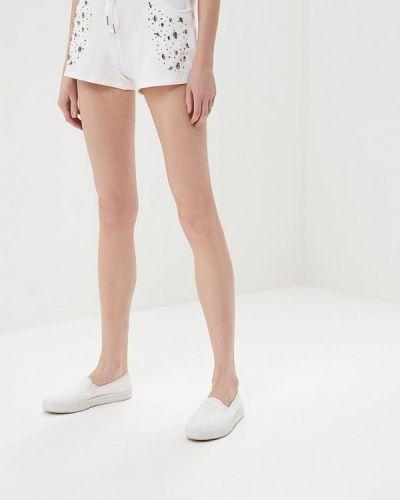 Белые шорты B.style