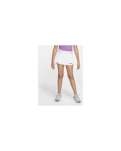 Теннисная юбка-шорты с разрезом для бега Nike