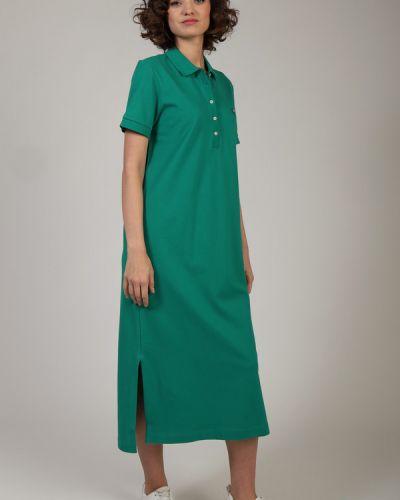 Хлопковое платье Gant