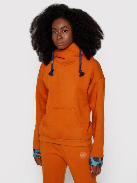 Bluza oversize - pomarańczowa Waikane Vibe