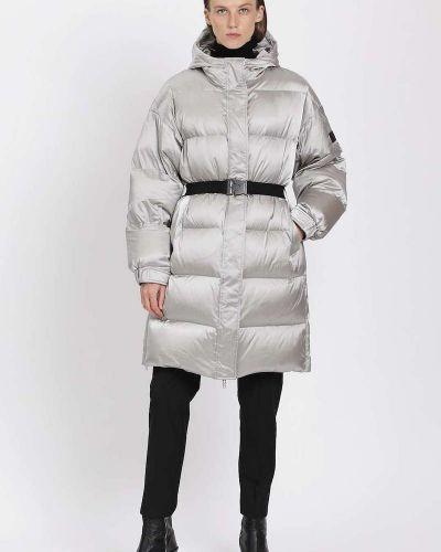 Серая куртка Vassa&co