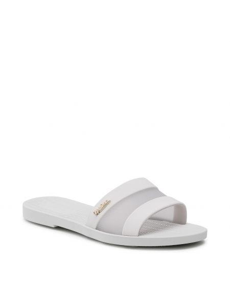 Sandały casual - białe Melissa