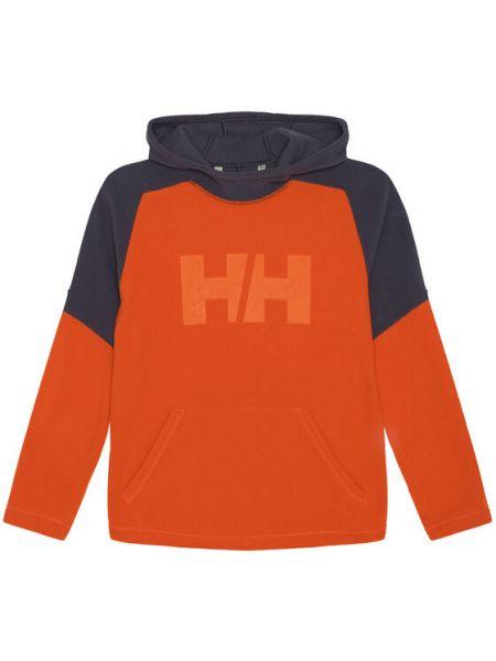 Pomarańczowy polar Helly Hansen