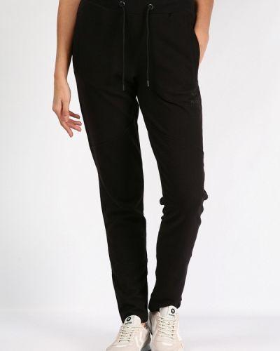 Черные спортивные брюки Hummel
