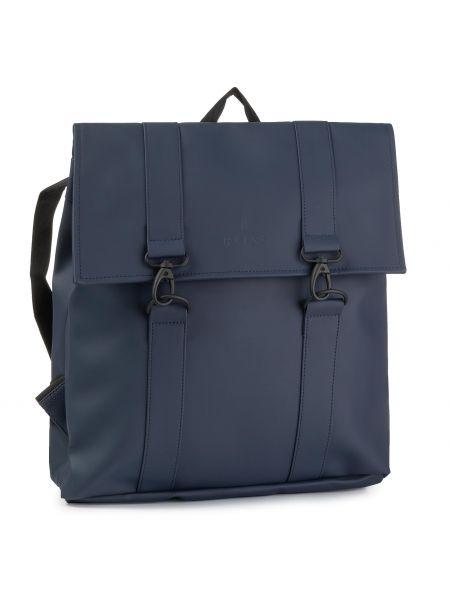 Niebieska torebka Rains