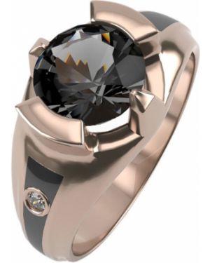 Кольцо с декоративной отделкой из золота Graf кольцов