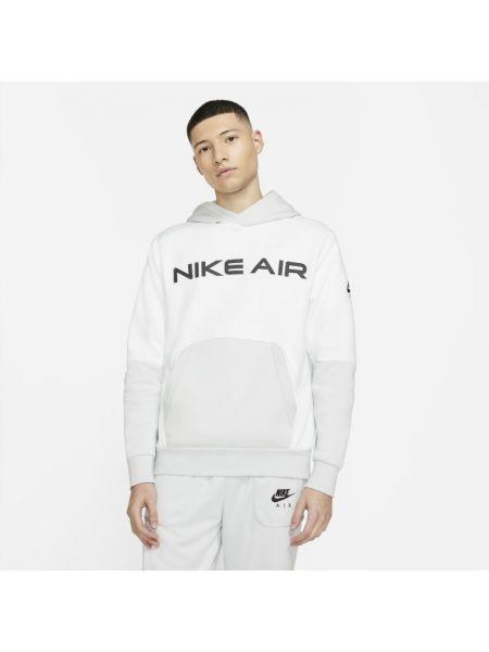 Pulower z kapturem na co dzień dzianinowy Nike