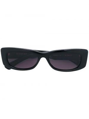 Прямые муслиновые черные солнцезащитные очки квадратные Christian Roth